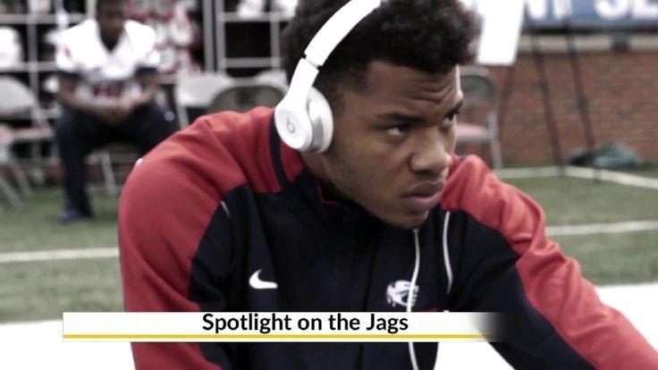 Spotlight on the Jags: Jalen Thompson