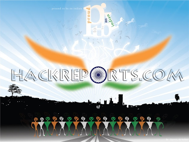 Happy Independence day : Jai Hind