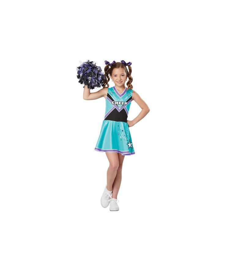 Cheerleader Costume for Kids - Girls Cheerleader Costumes