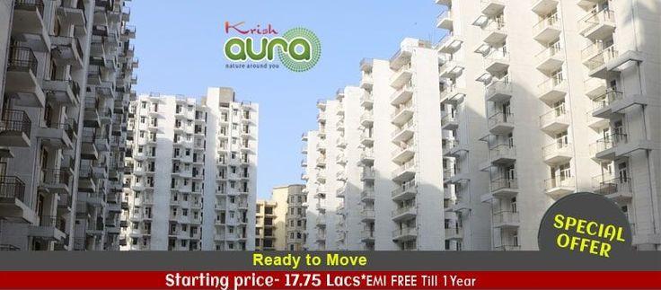 Looking for a property in Bhiwadi?Krish introduces Krish Aura property/flat in bhiwadi,new residential project in Bhiwadi-Alwar,Bhiwadi NCR starts @17.50 lacs*