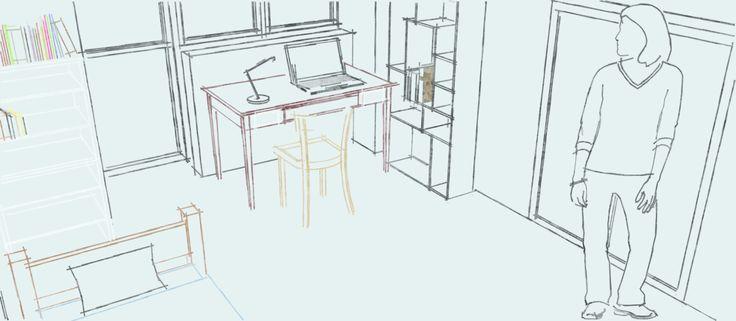 interno stanza con stile-2
