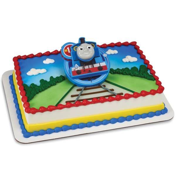 Thomas The Number 1 Engine Publix Com Thomas Train Cake Thomas The Train Train Cake