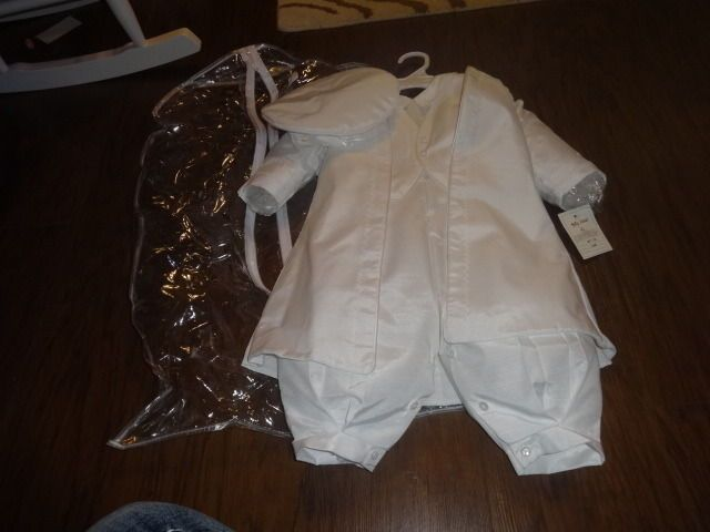 NWT NEW L'PETY PETY CANAR GORGEOUS BOYS 18M 18 MONTHS BAPTISM OUTFIT SUIT #LPETYPETYCANAR #SuitsTuxedos