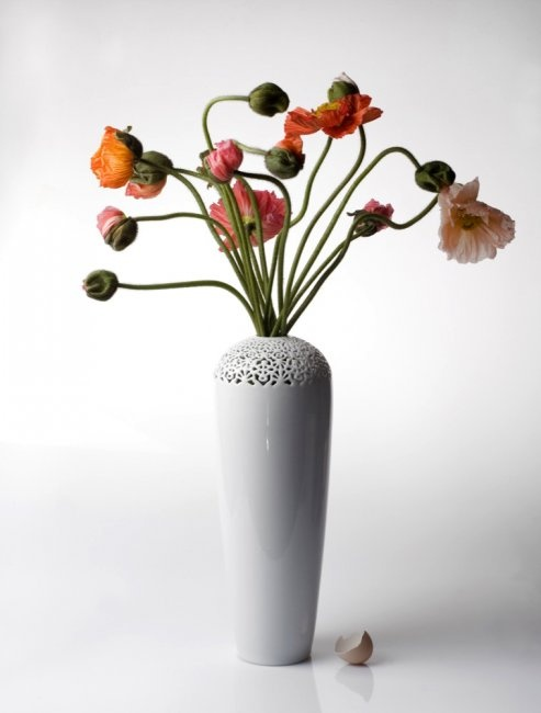 FILIGREE vase | FILIGREE | STUDIO PIRSC PORCELAIN