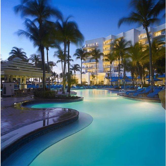 Aruba's No. 1 Alternative All-Inclusive | Best All-Inclusive Resort in Aruba | Aruba Marriott | Pool