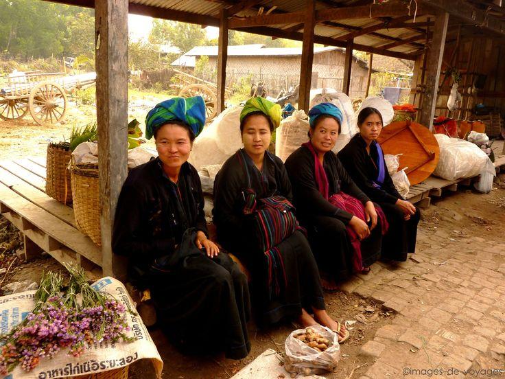 March� - Lake Inle - Myanmar (Birmanie)