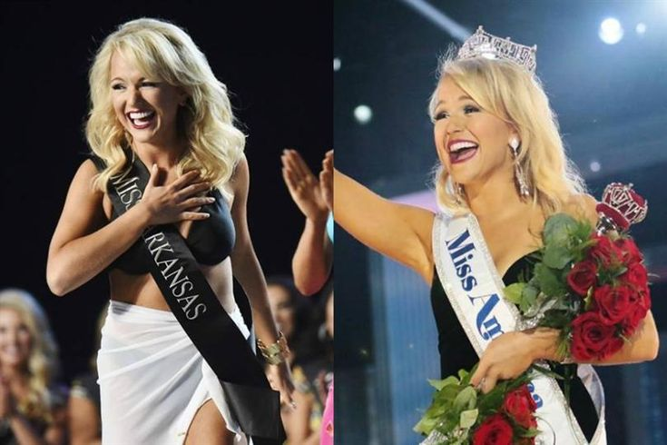 Savvy Shields from Arkansas crowned as Miss America 2017