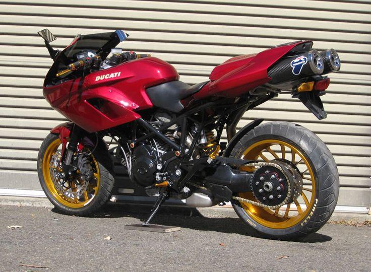 Custom Ducati Multistrada (1)
