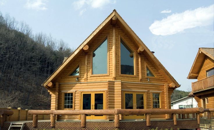 Log Mobile Homes With Lofts Chalet Floor Plan 1 880 Sq