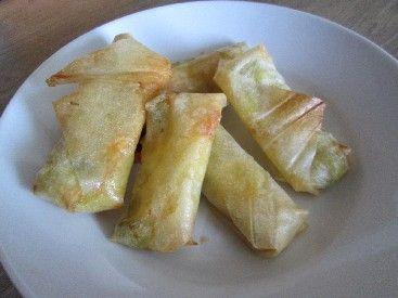 Les feuilletés poireau comté : sont de délicieux roulés croustillants à servir en entrée ou à l'apéritif. Nous vous proposons de découvrir cette recette, facile à réaliser avec des feuilles de brick.