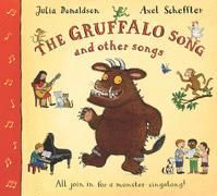 (Own) The Gruffalo Song and Other Songs by Julia Donaldson and Alex Scheffler
