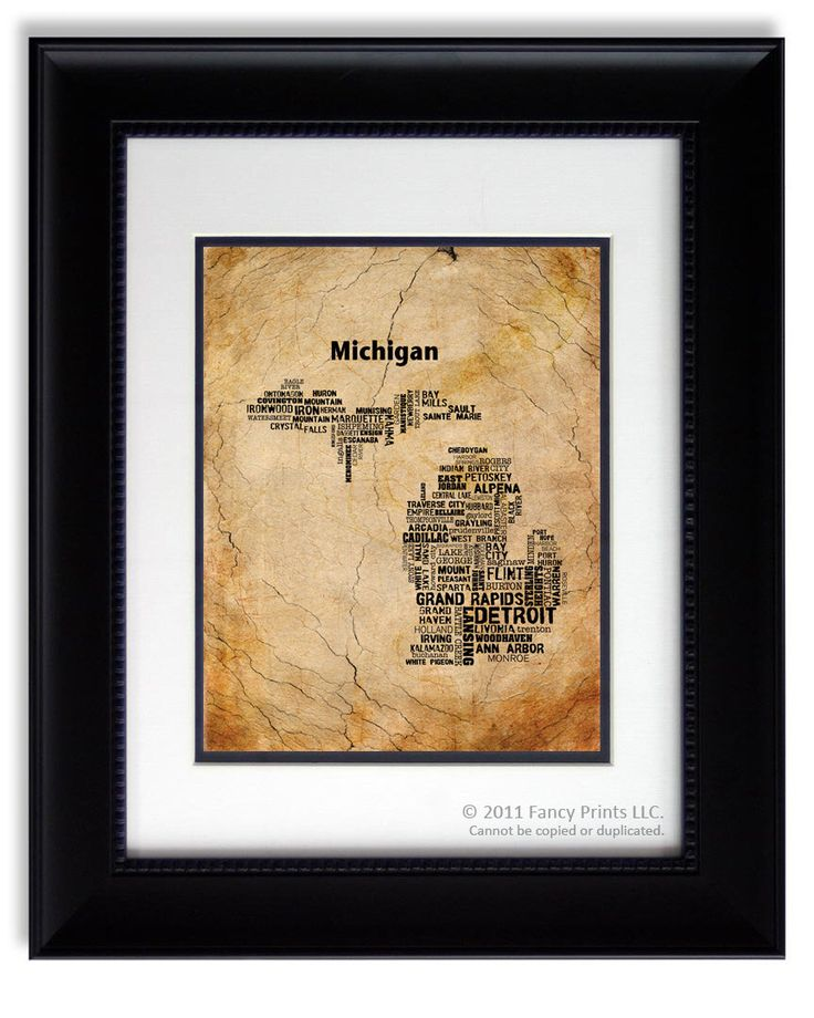Unique housewarming gift Father's Day - Cities of MICHIGAN, fathers day gift Michigan Map Housewarming Family Christmas gift for him by FancyPrintsforHome on Etsy https://www.etsy.com/listing/104751342/unique-housewarming-gift-fathers-day
