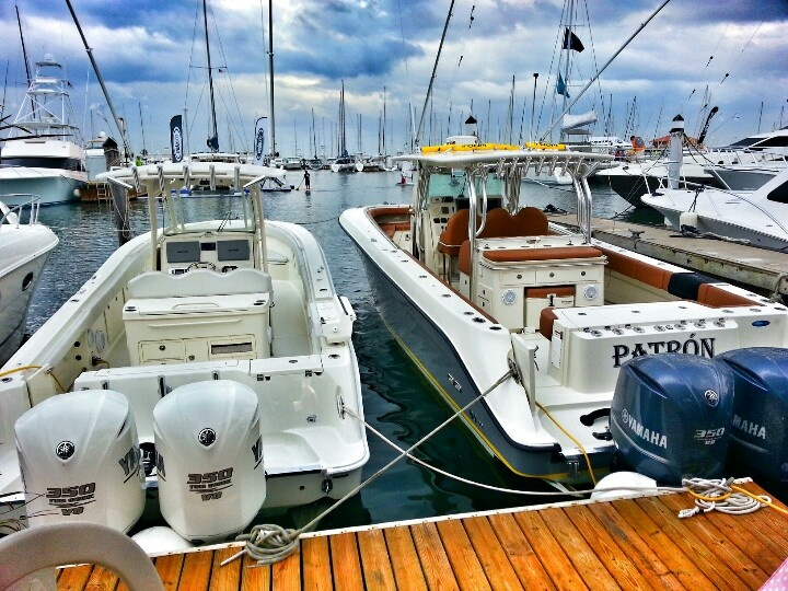 International boat show marina puerto del rey fajardo pr for Deep sea fishing marina del rey