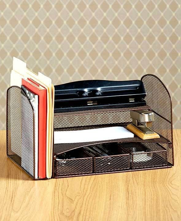 File Folder Organizer Ideas
