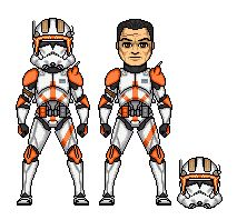 43 best commander cody images on pinterest | clone trooper, comic con and drawings