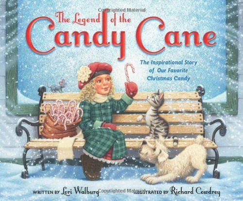 Legend of the Candy Cane { Christmas Books for Kids }  ~ HowToHomeschoolMyChild.com