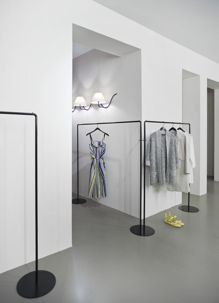 Two become one, as acclaimed Berlin boutique Schwarzhogerzeil merges its two outlets...