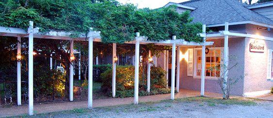 Suburban Turmoil   Backyard restaurant, Hilton head ...