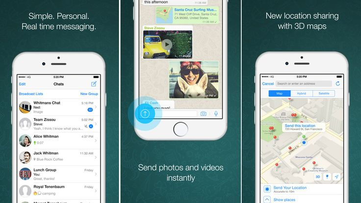 WhatsApp no longer looks bloated and horrible on iPhone 6 | The latest WhatsApp update brings proper iPhone 6 and iPhone 6 Plus support along with various bug fixes. Buying advice from the leading technology site