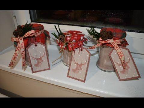 Preparato per cioccolata calda fai da te - REGALI di Natale LAST MINUTE! - YouTube