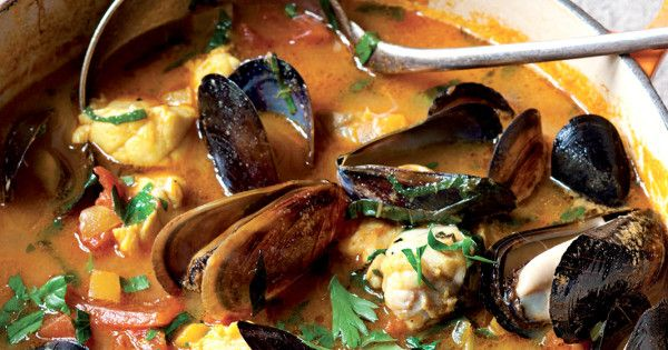 A special recipe for a special night from one of our all time favorite chefs.
