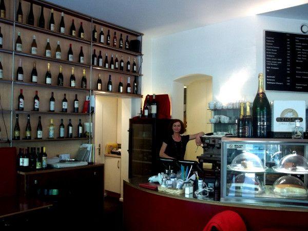 Ottenthal Weinhandlung & Kaffeehaus - Charlottenburg, Berlin
