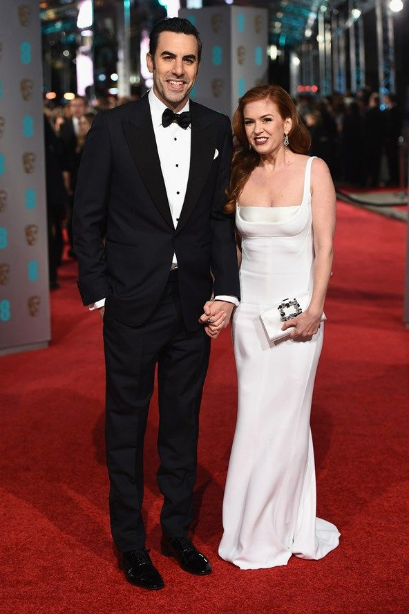 See all the BAFTAs dresses from the BAFTA Awards 2016 red carpet – from the nominees to the BAFTA winners, see who attended the awards in London