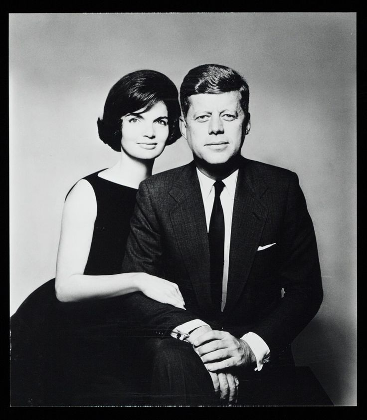 The President and the First Lady.