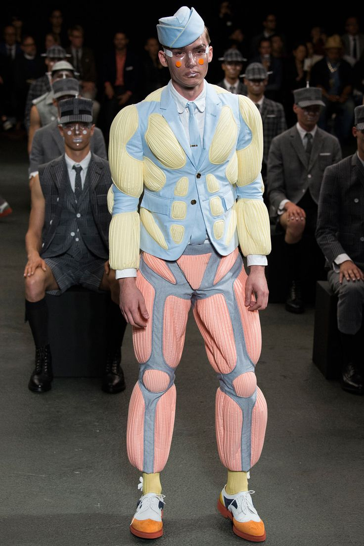 Suit-- Thom Browne Spring 2015 Menswear - Collection - Gallery - Style.com