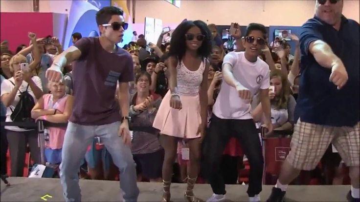 Cameron Boyce y sus dotes de bailarin¡¡ INCREIBLE