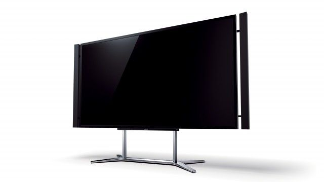 Sony announces massive 84″ 4K flat panel TV set to ship this year