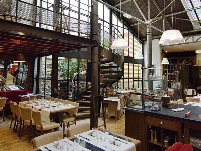 Restaurant Baron Lefevre Nantes