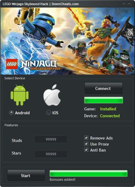 LEGO Ninjago Skybound Hack - Android and iOS Game Cheats   http://downcheats.com/lego-ninjago-skybound-hack-android-and-ios-game-cheats/