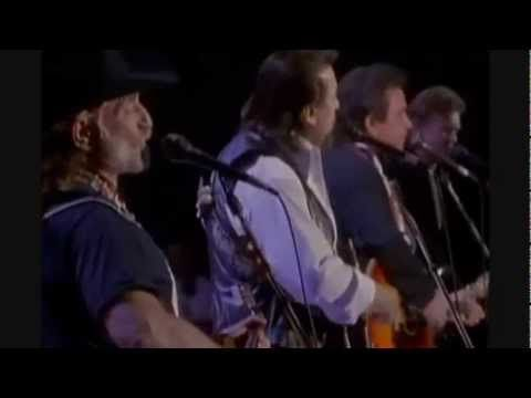 @Amanda Myers ...this is real country music... The Highwaymen - Mamas Don't Let Your Babies Grow Up To Be Cowboys (Live)