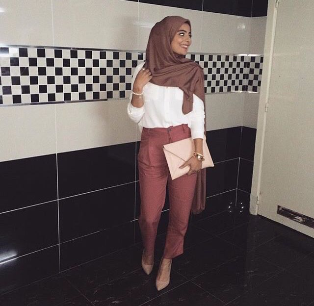 Pinterest: eighthhorcruxx. Hijab fashion