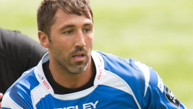 Gavin Henson won the last of his 33 caps for Wales in 2011 Gavin Henson will make his Dragons debut at 10 in the pre-season friendly against Montpellier in Saint-Affriqueon on Friday, 11 August (19:00 BST). The 35-year-old retuned to Wales this summer after six seasons in England. Henson is...