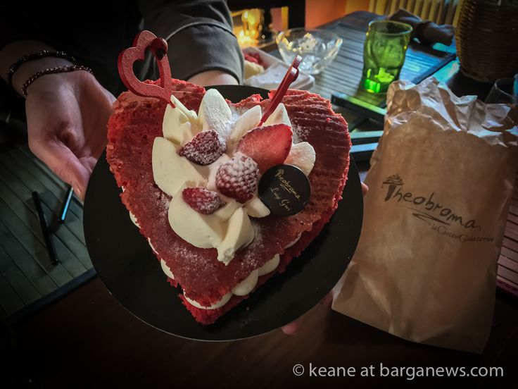 Daily Image from BARGA – 14th February 2018 #stvalentine #cake #barga #barganews #bargavecchia #theobroma http://www.barganews.com/2018/02/14/daily-image-14th-february-2018/