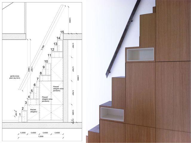17 meilleures id es propos de escalier pas japonais sur pinterest archite - Escalier a pas decales ...