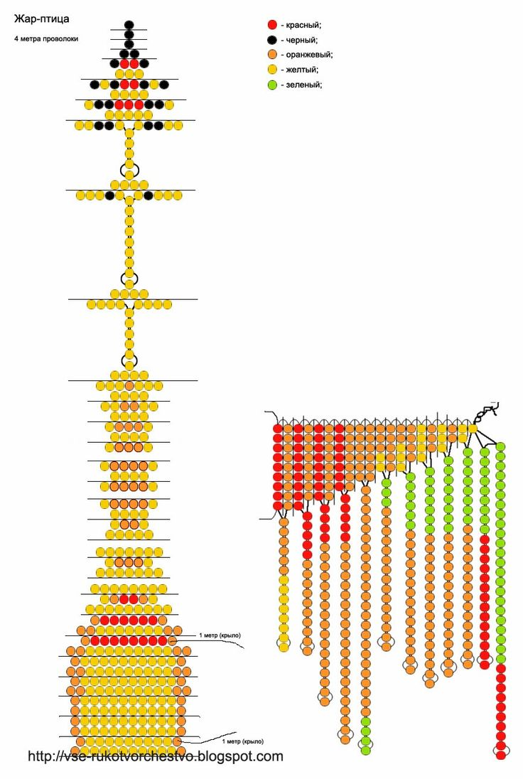 668 besten Perlen - Schema Bilder auf Pinterest | Perlentiere ...