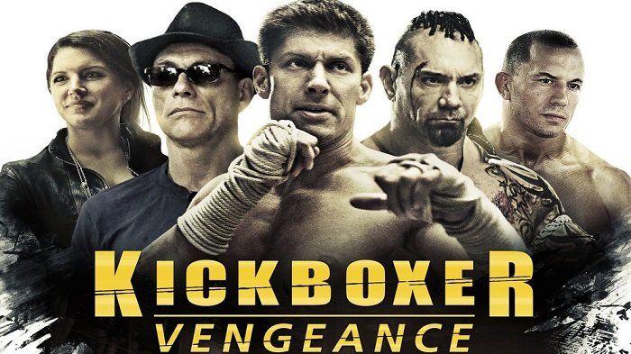 Sinopsis Film Kickboxer: Vengeance - Film Baru Van Damme Telah Tayang di Bioskop Indonesia!