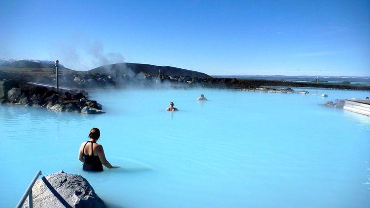 Myvatn Nature Baths, North East Iceland Hot Pools #Iceland Guide via @Tiny Iceland #TripInIceland