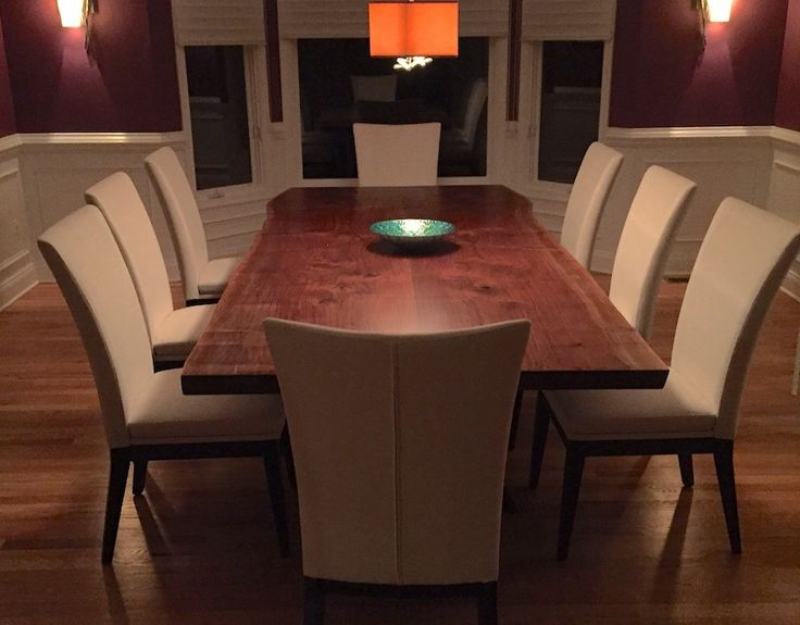 best Custom Tables by Jewell Hardwoods  on Pinterest
