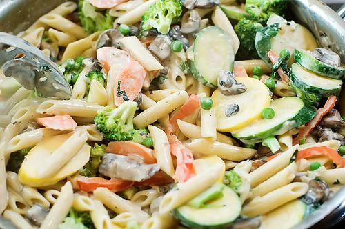 Veggie-packed Pasta Primavera by Ree Drummond / The Pioneer Woman