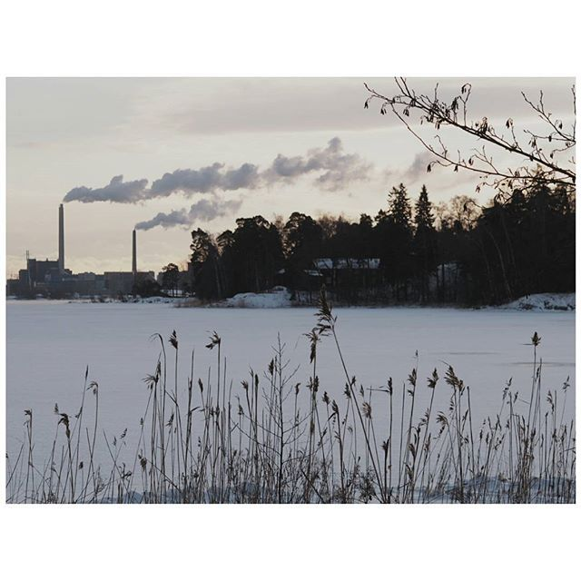 #beautiful #nature #winter #landscape #view #helsinki #finland