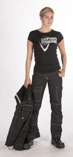HaVeP® Arctic Solution werkkleding voor dames