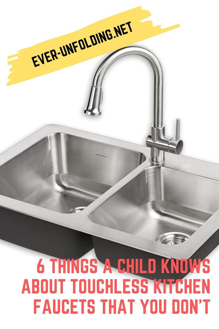 Best Touchless Kitchen Faucet Reviews In 2020 Kitchen Faucet