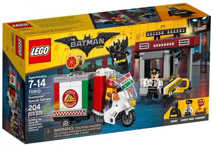 LEGO The Batman Movie 70910 : La livraison spéciale de l'Epouvantail