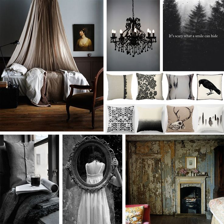 One Of Epoch Design's Mood Boards. This One Is For A