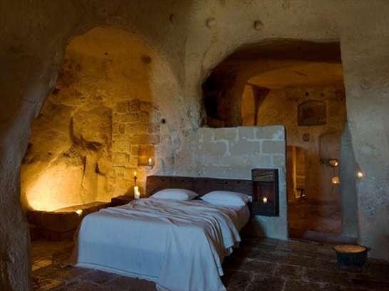 Le Grotte Della Civita Albergo Diffuso Sextantio Vico Conservatorio, 29, 75100 Matera 0835 332744 