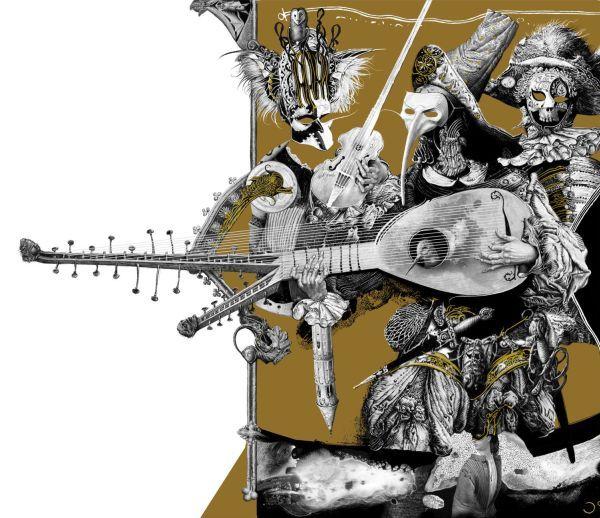 Интервью с Владиславом Ерко о новой книге – пьесе Шекспира «Ромео и Джульетта»    Например, в скрипичной группе было девять инструментов. Сейчас осталось только четыре — контрабас, виолончель, альт и скрипка. Трубы были не только медными, но и деревянными квадратного сечения — корнеты, они имели просто потрясающий звук, не имеющий ничего общего с нынешними граммофонными раструбами. Концерты были камерными, оркестр играл в маленьких залах для 10−15 человек, и не нужно было озвучивать стадион.